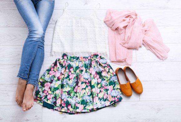 Immer gut gekleidet