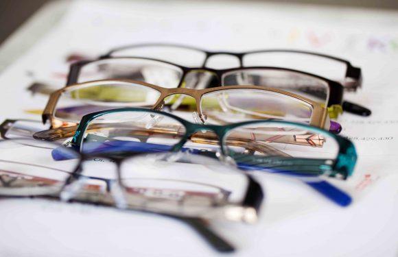 Eine Brille ist wie ein Schmuckstück