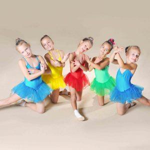 Kreativer Kindertanz: Lust auf Bewegung