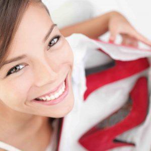 Wie sieht Ihr modischer Schuhabdruck aus?