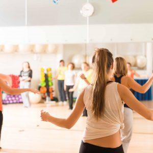 Viel Spaß in Ihrem Tanzstudio!