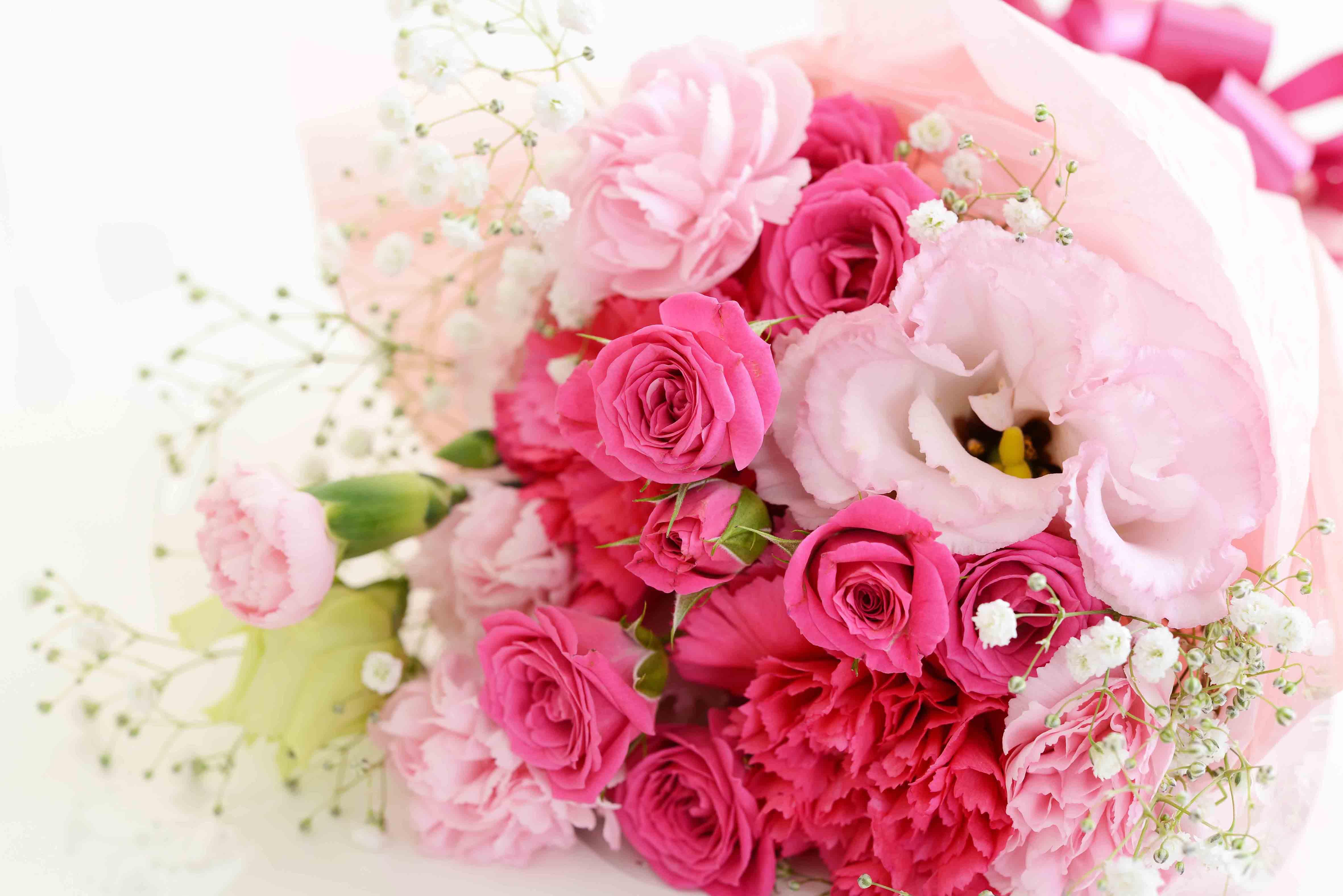 Frauen lieben Blumen!