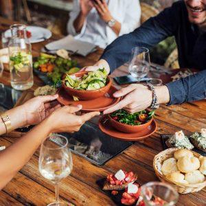 Kulinarischer Genuss und sonnige Gastfreundschaft
