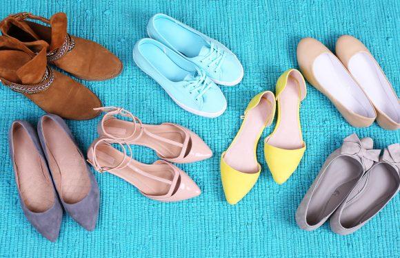 Welche Schuhe trage ich heute?